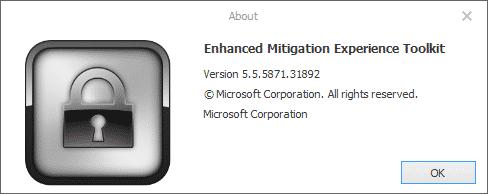 EMET 5.5 Toolkit Download