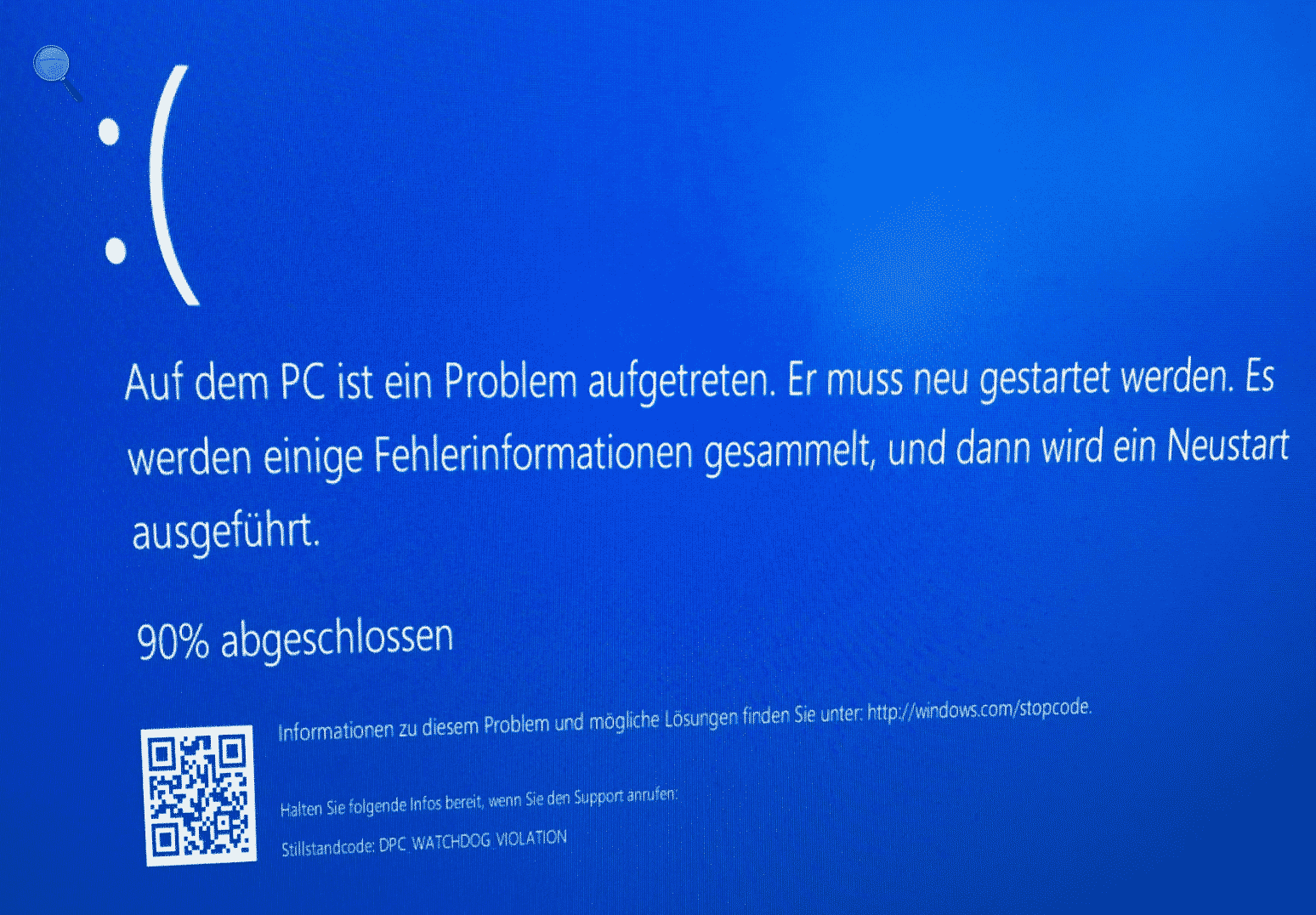 dpc-watchdog-violation-windows-10-bluescreen