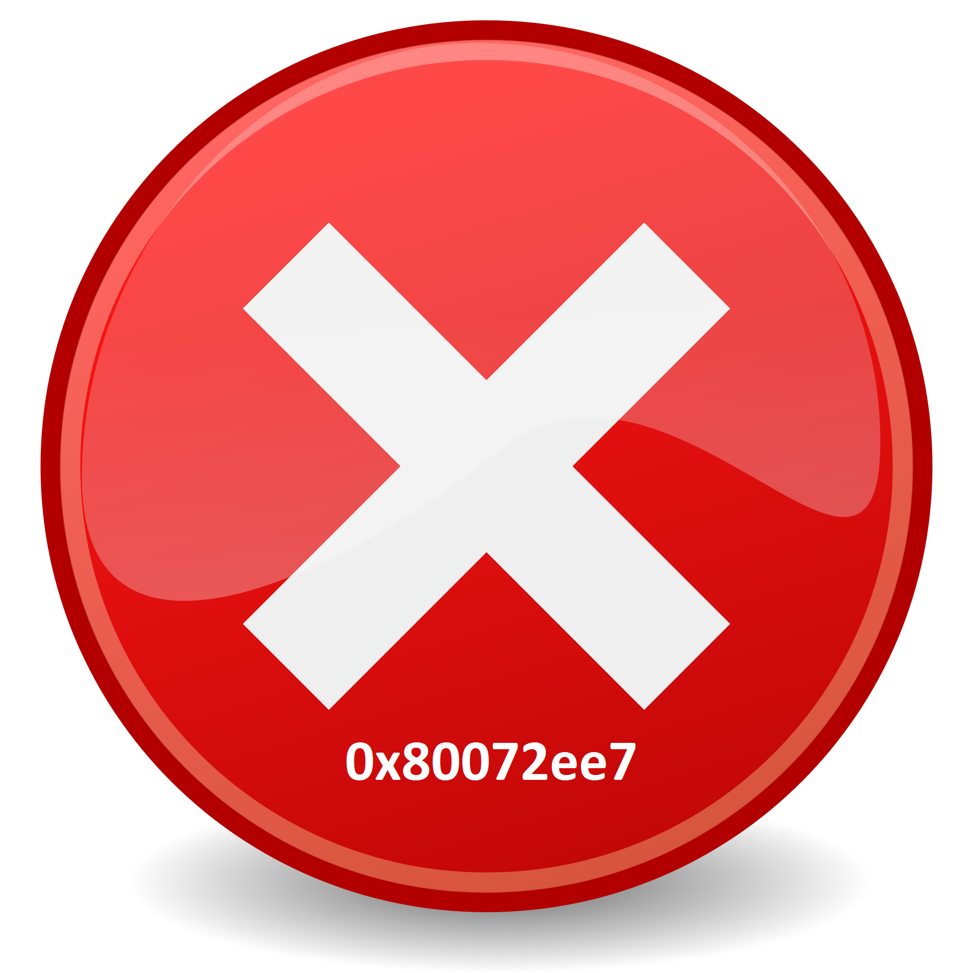 Windows 10 Fehler 0x80072ee7