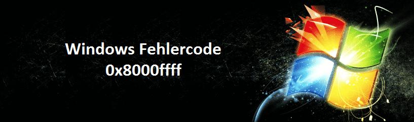 windows-fehlercode-0x8000ffff