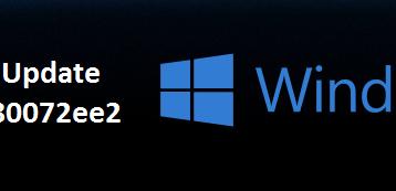 0x80072ee2 Windows Update Fehler