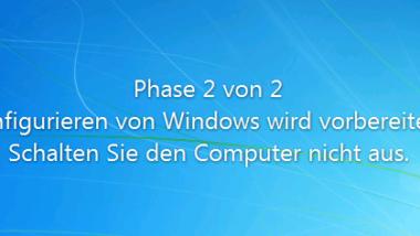 Update Probleme bei Windows 7 mit KB3185330 und KB3192391 – Phase 2 von 2
