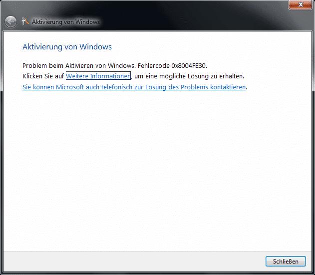 0x8004fe30-fehlercode-windows-aktivierung