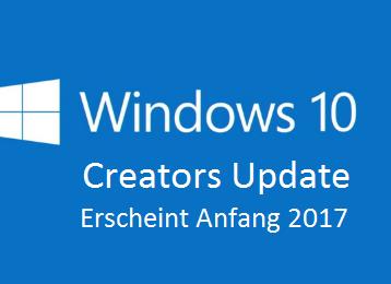 Windows 10 Creators Update – Feature Update 1703
