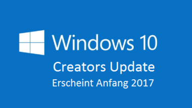 Windows 10 Creators Update – Feature Update 1703