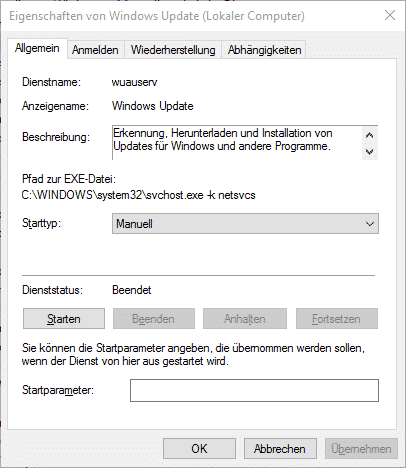 windows-update-dienst