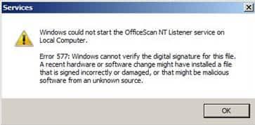Patch 6242 für OfficeScan 11.0 SP1 neu aufgelegt