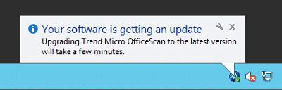 OfficeScan is getting an update