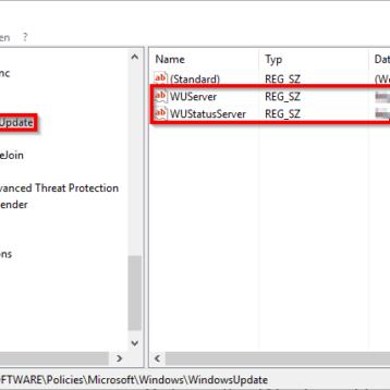 Windows Update Fehler 8024400A