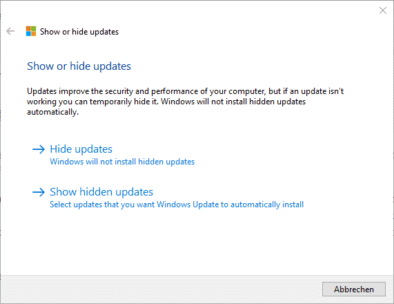 windows-10-updates-verstecken