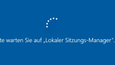 Detaillierte Statusmeldungen beim Hochfahren von Windows anzeigen