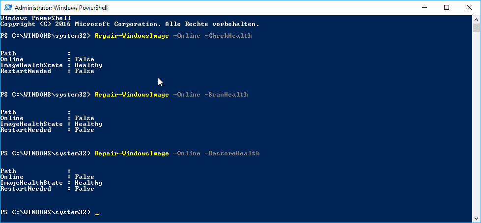 dism-powershell-befehle