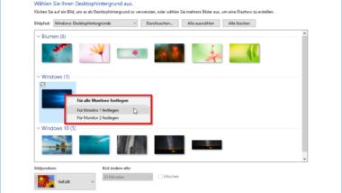 Scripts beim Starten/Herunterfahren oder An- und Abmeldung von Windows ausführen