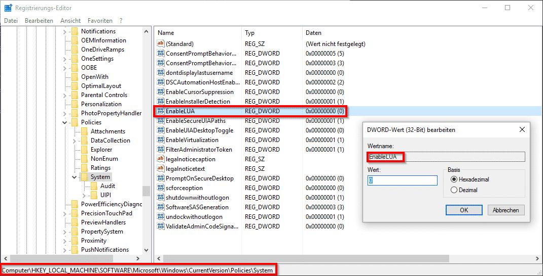 registry-enablelua