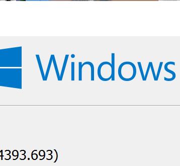 KB3213986 Update für Windows 10 Anniversary (Build 14393.693)