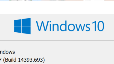 KB3213986 Update für Windows 10 Anniversary (Build 14393.693)