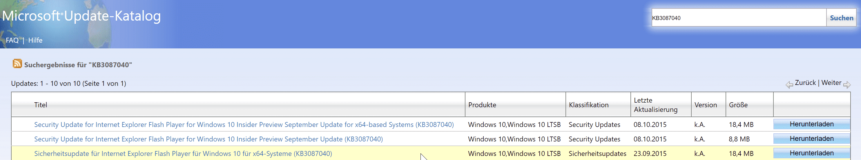windows-update-catalog-kb3087040