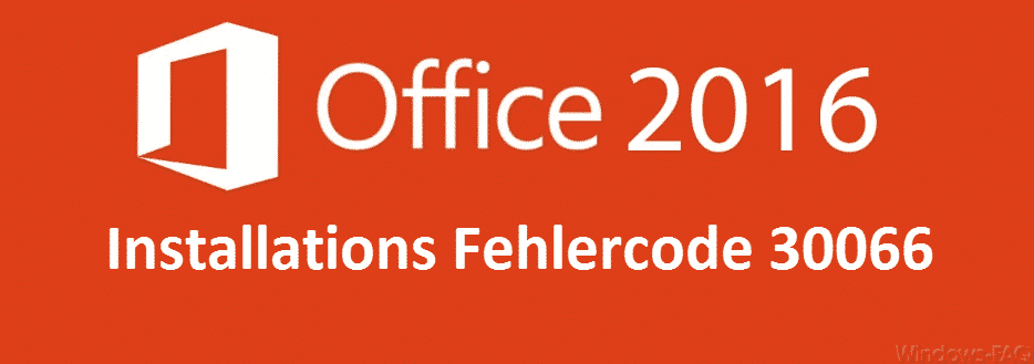 office-installations-fehlercode-30066