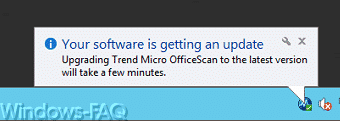 Your Software is getting an Update - OfficeScan Patch