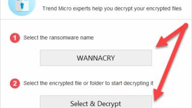 Verschlüsselte Ransomware Dateien mit einem Tool wieder entschlüsseln