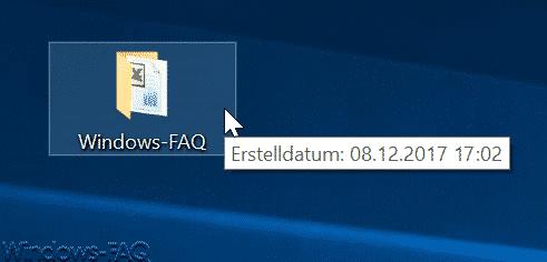 Windows Explorer Anzeige ohne Dateigrößen Information