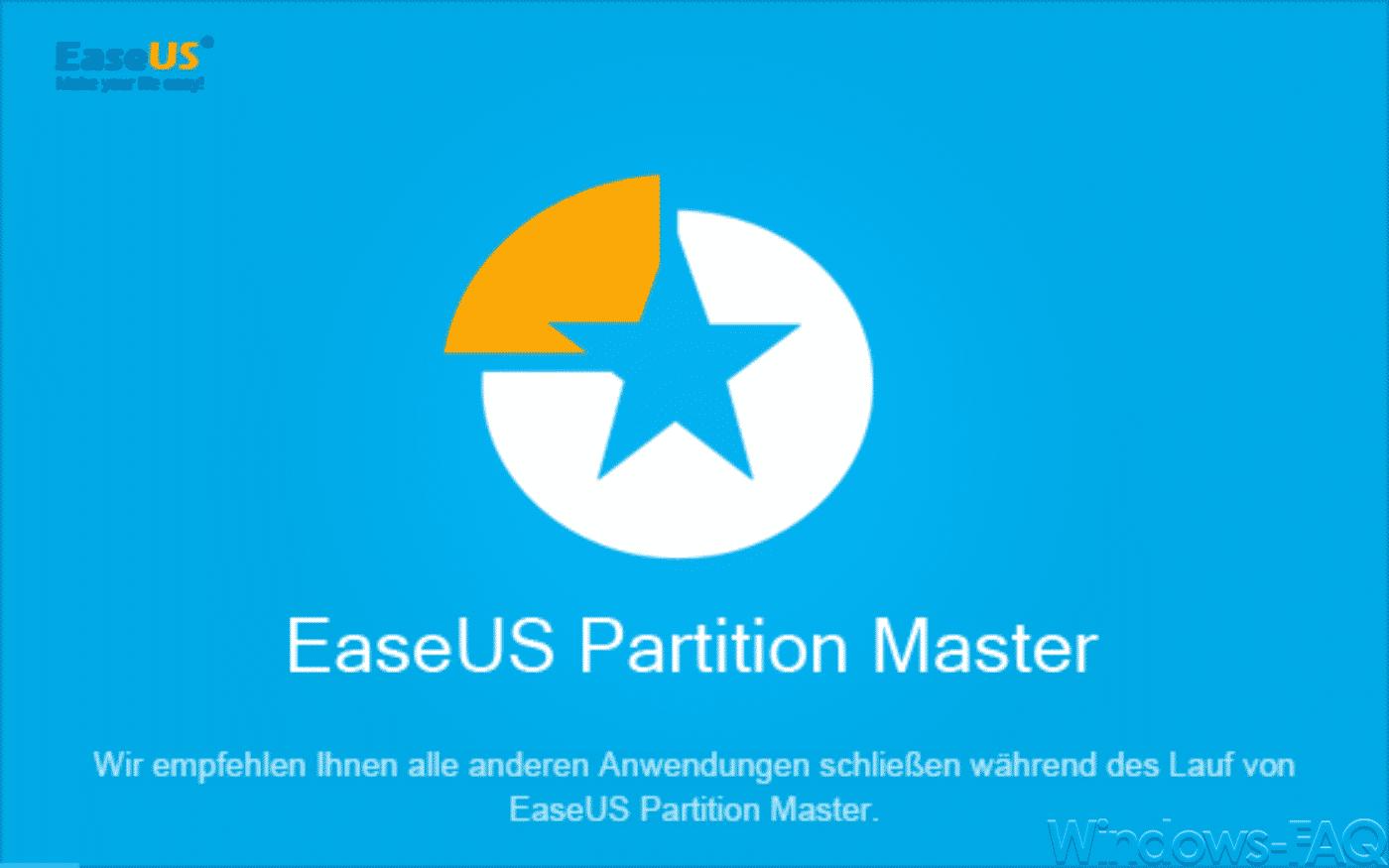 EaseUS Partition Master 12.9 Logo