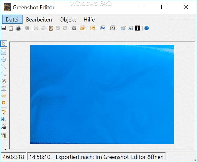Greenshot-Editor
