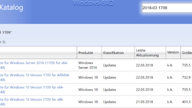 KB4089848 Update für Windows 10 Version 1709 Download Build 16299.334