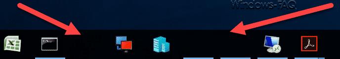 Icons in Windows 10 Taskleiste verschwunden