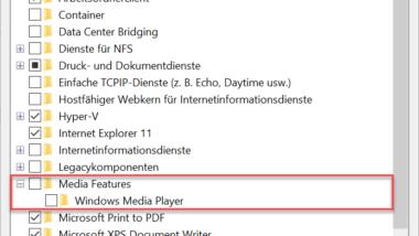 0x800f081e Fehlercode beim Windows Updates
