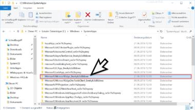 Microsoft Edge Browser deinstallieren oder deaktivieren