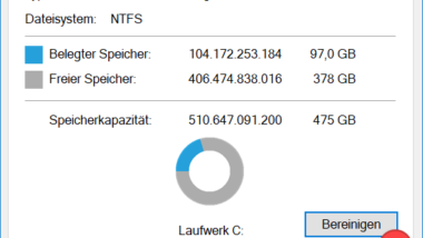 Windows startet mit Fehlercode 0xC000007F