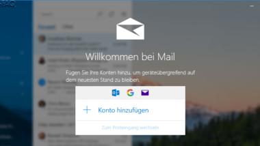 Windows 10 Mail App deinstallieren