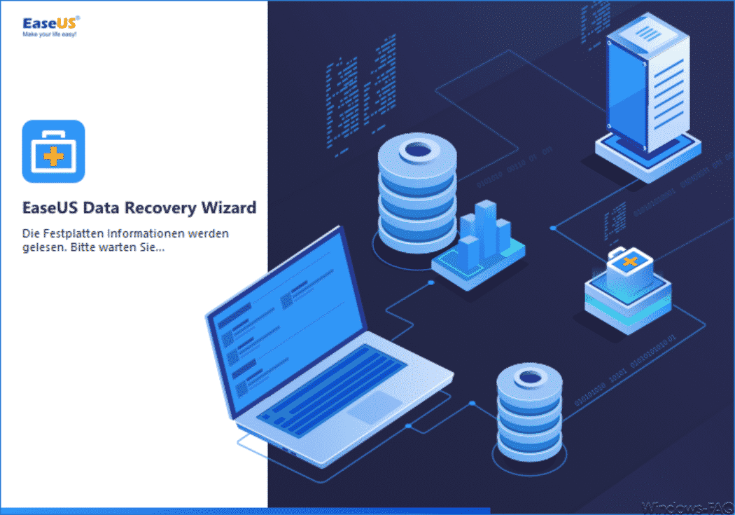 EaseUS Data Recovery Wizard 12.0