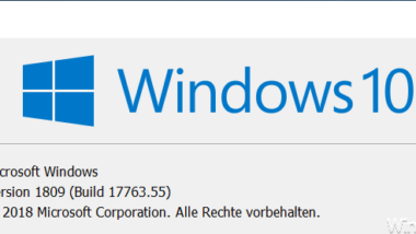 Update KB4464330 für Windows 10 Version 1809 zum Download