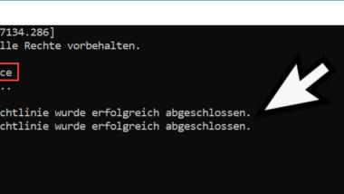 Gruppenrichtlinien per Befehl auf einem Windows Client aktualisieren