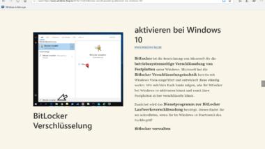 Microsoft Edge Leseansicht – Vorteile und wie kann sie genutzt werden