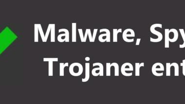 Wie Sie Trojaner und Spyware effizient und schnell wieder von Ihrem Windows-PC loswerden