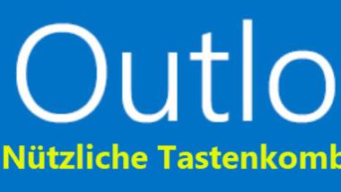 Nützliche Tastenkombinationen für Outlook