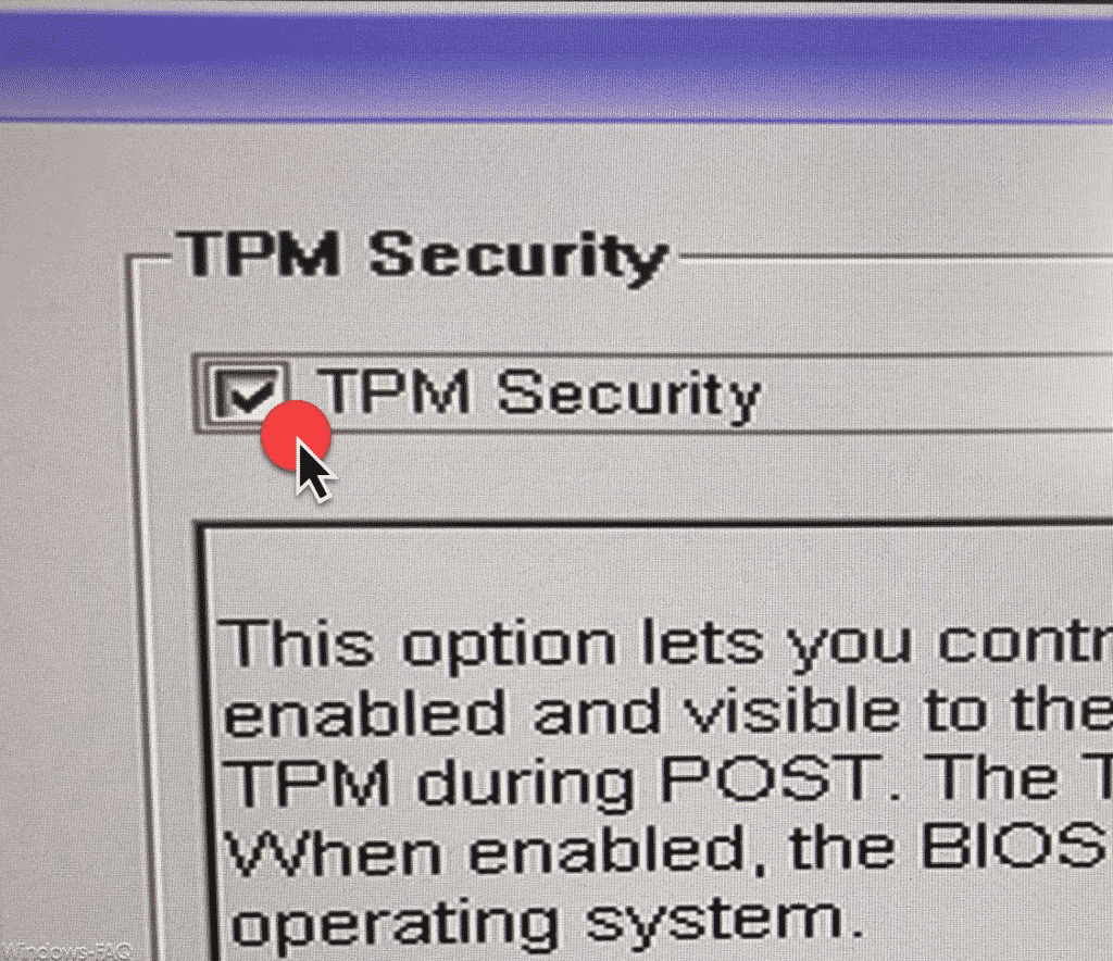 TPM Security