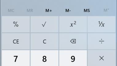 Windows Taschenrechner schnell per Tastatur oder Tastenkombination starten