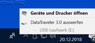 Windows 10 USB Probleme beheben