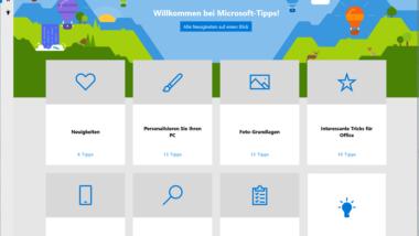 Windows 10 Tipps – Nützliche Erklärungen von Microsoft zu jedem Feature Update