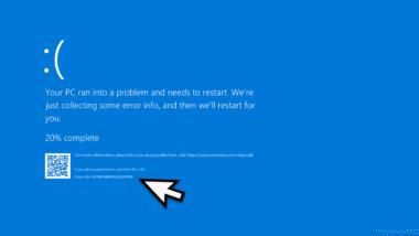 SYSTEM SERVICE EXCEPTION Bluescreen Fehlermeldung
