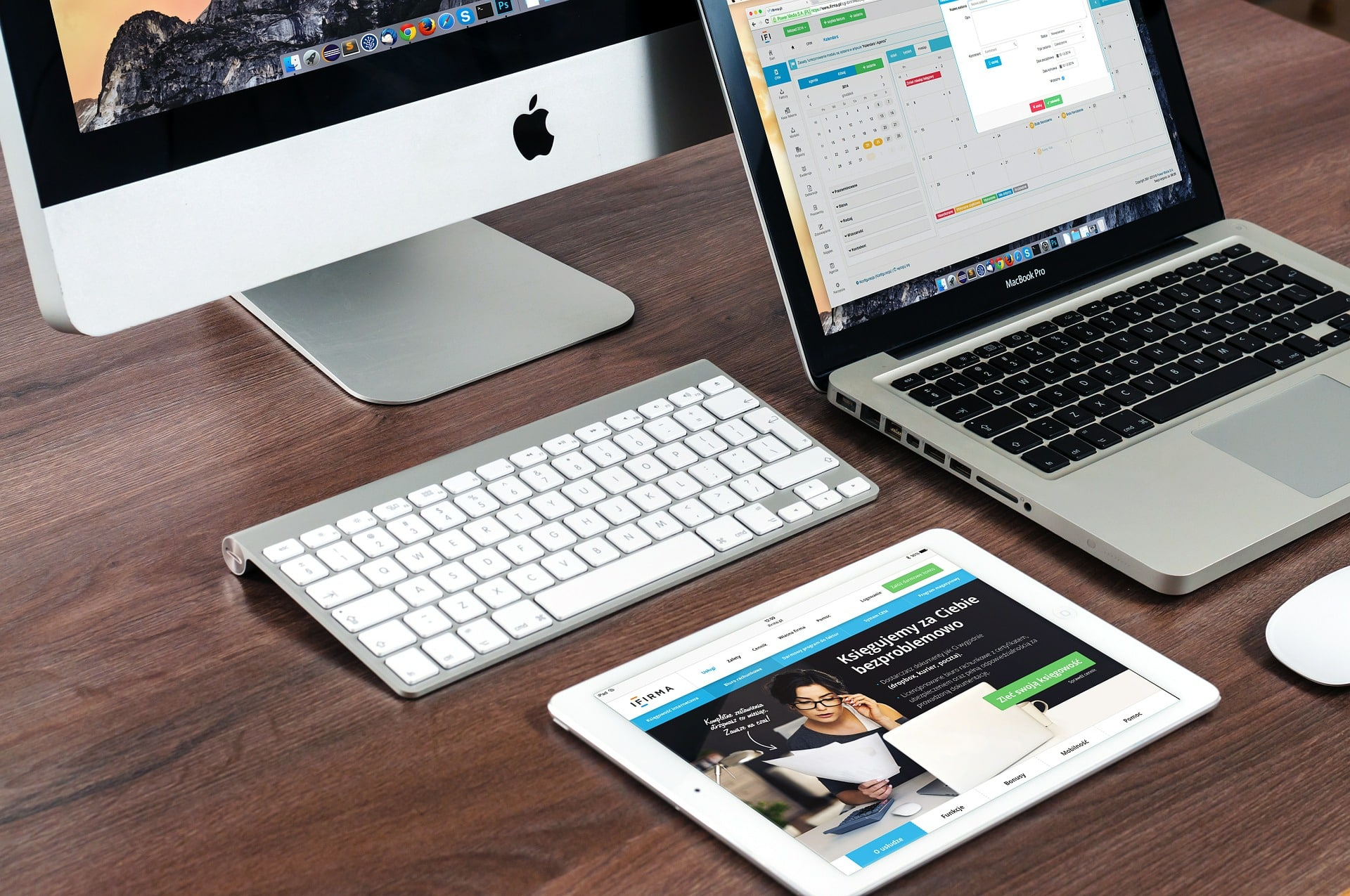 Heutzutage haben Unternehmer die Wahl zwischen PC, Laptop oder Netbook sowie Tablet. Jedes Gerät hat Vor- und Nachteile für den Bürogebrauch.