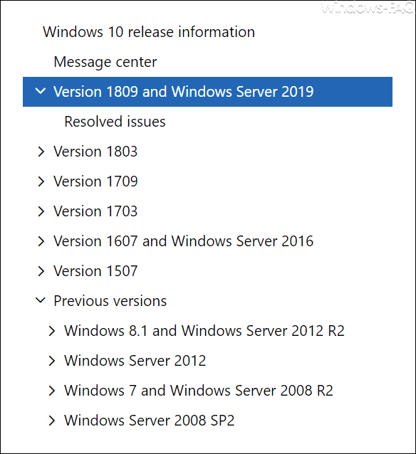 Alle Windows 10 Versionen und auch Windows 7 und 8.1