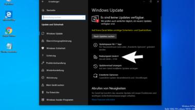 Nutzungszeit von Windows automatisch festlegen lassen