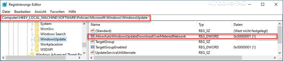 AllowAutoWindowsUpdateDownloadOverMeteredNetwork