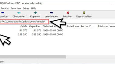 Grafiken aus Word Dokumenten einfach extrahieren