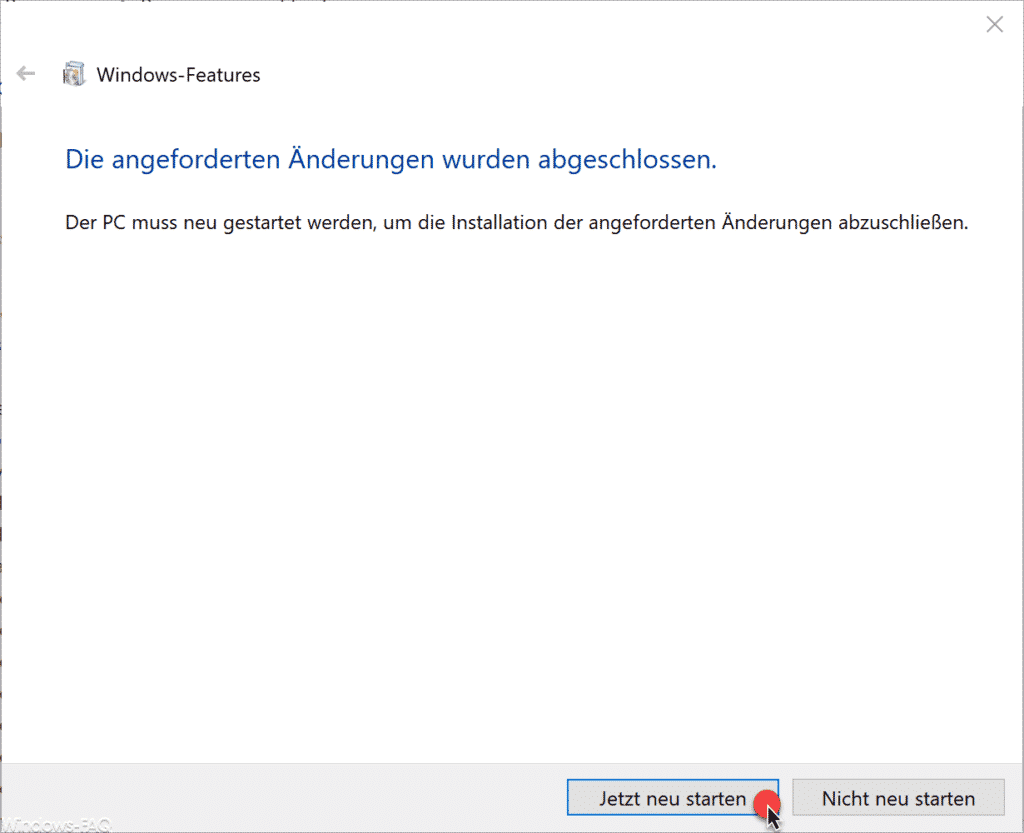 Windows Defender Application Guard Installation